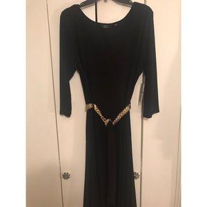 NWT. LENNIE FOR NINA LEONARD DRESS / SIZE: XL